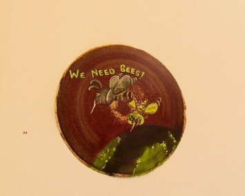 Julia Cazita-Mazeud, We need bees - in space