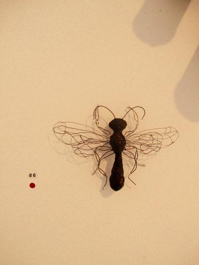 Bernadette Boscacci, Delicate Masked Bee