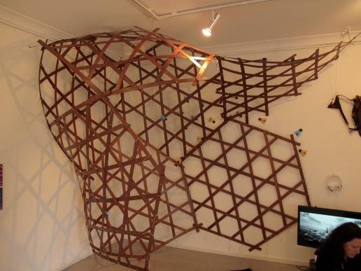 Simon Peart, Open structure