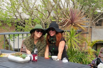 The Divas Bees!! Gemma and Edwina