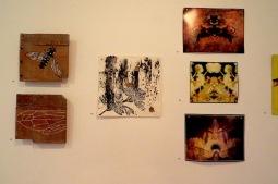 Kathy Cornwell, Weniki Hensch and Fairlie Sandilands works