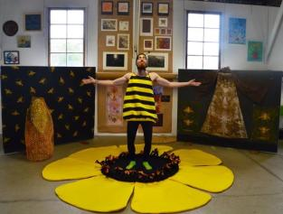 Jack the Tumbler Bee