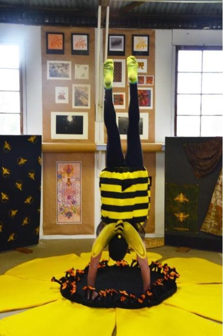 Jack the Tumbler Beehandstand